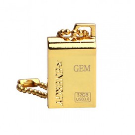 X-Energy GOLDEN GEM Flash Memory USB3.0 32GB
